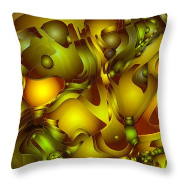The Sweet Fantasy Throw Pillow