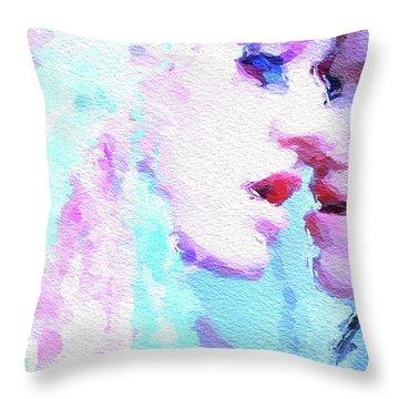 Sweet Desire Throw Pillow