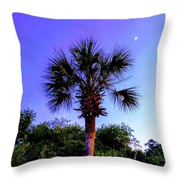 Sweet Dreams Carolinas Throw Pillow