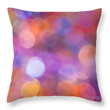 Throw Pillow featuring the photograph Sweet Dreams by Jan Bickerton