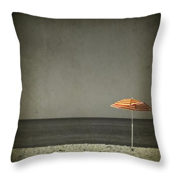 Sweet Escape Throw Pillow by Evelina Kremsdorf