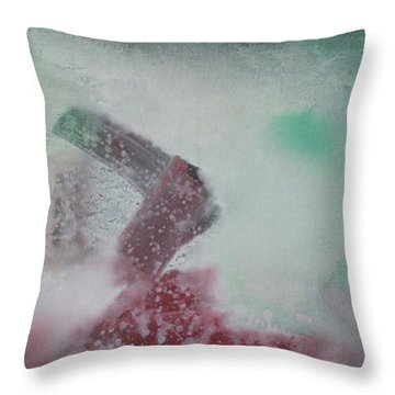 Sweet In Pain Throw Pillow