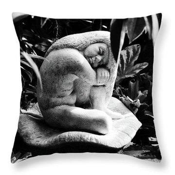 Sweet Little Soul Throw Pillow