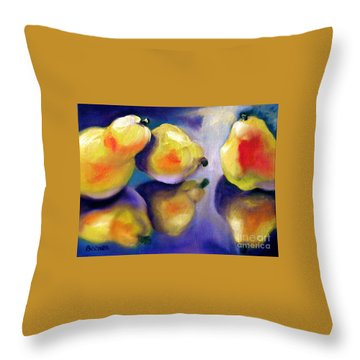 Sweet Reflection Throw Pillow