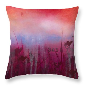 Sweet Sincere Throw Pillow