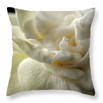 Sweet Smell Of Love Throw Pillow