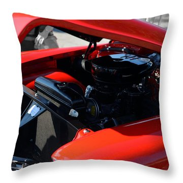 Sweet Sounds Of Yesterday Throw Pillow