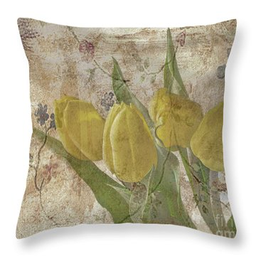 Throw Pillow featuring the photograph Sweetness by Traci Cottingham