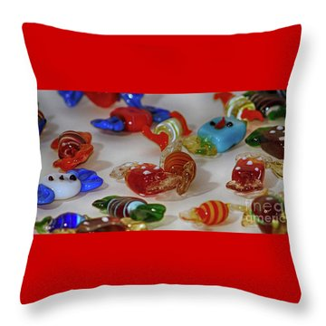 Sweets For My Sweet 4 Throw Pillow