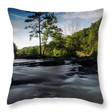 Sweetwater Creek 1 Throw Pillow