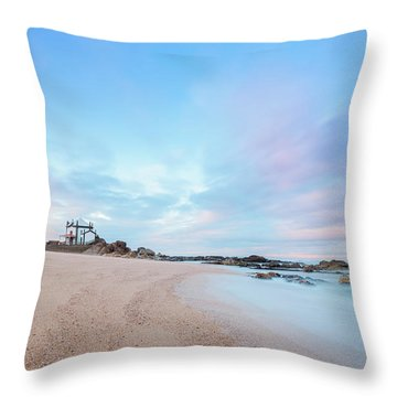 Throw Pillow featuring the photograph Swirl by Bruno Rosa