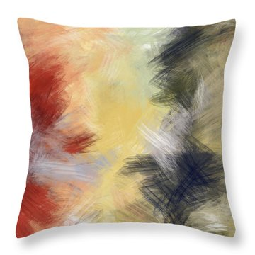Swish Swish Throw Pillow