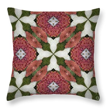Sycamore Swing Throw Pillow