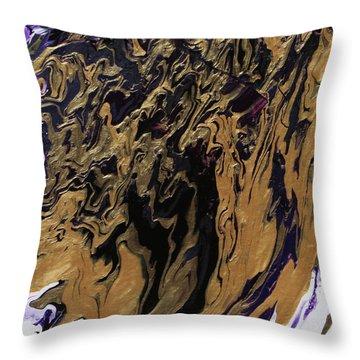Symbolic Throw Pillow