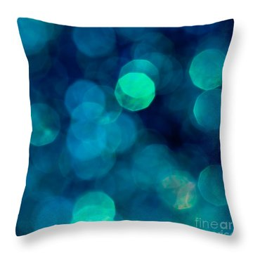 Throw Pillow featuring the photograph Symphony by Jan Bickerton