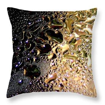 Synthesis Throw Pillow