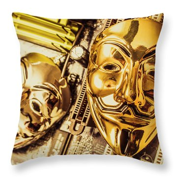 Demonstration Throw Pillows