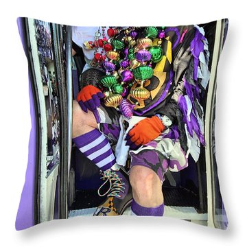 T 1 Throw Pillow