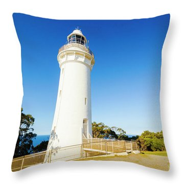 Table Cape Architecture Throw Pillow