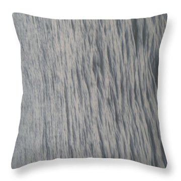 Tagus River In Lisbon Throw Pillow by Anamarija Marinovic
