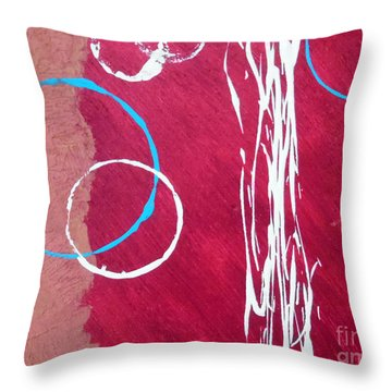 Tahoe Texture Throw Pillow