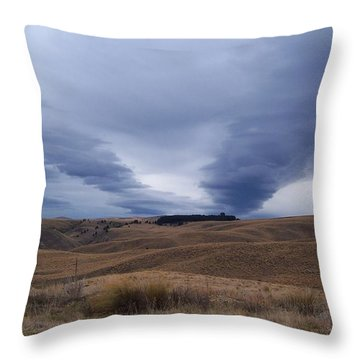 Taieri Pet Throw Pillow
