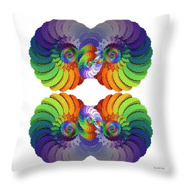 Take Me Higher Throw Pillow