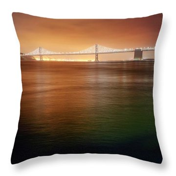 Throw Pillow featuring the photograph Take Me Home Tonight by Peter Thoeny