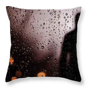 Take Your Light With You Throw Pillow
