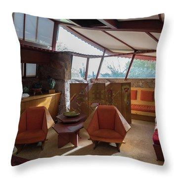 Frank Lloyd Wright Throw Pillows