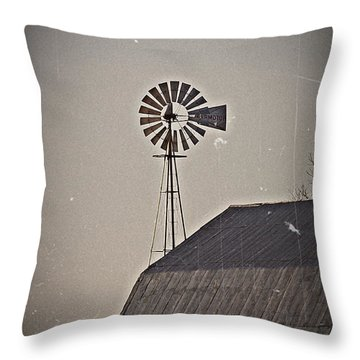 Taller Than You- Fine Art Photography Throw Pillow
