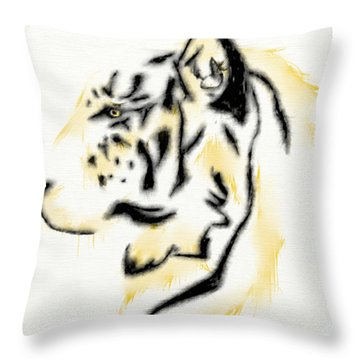 Talon Throw Pillow