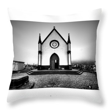 Throw Pillow featuring the photograph Tangerine by Joseph Amaral