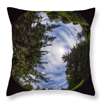 The Berkshires 944 Throw Pillow