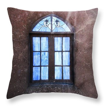 Taos, There's Something In The Light 4 Throw Pillow