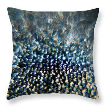Throw Pillow featuring the photograph Taraxacum by Greg Collins