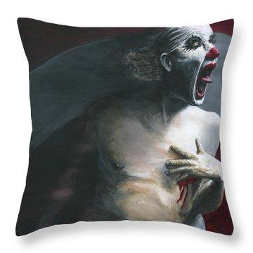 Target Practice Throw Pillow