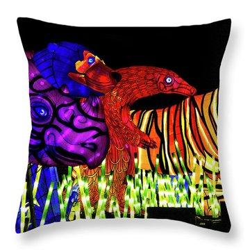 Taronga For The Wild 1 Throw Pillow