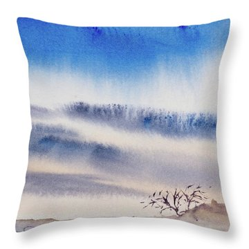 Tasmanian Skies Never Cease To Amaze And Delight. Throw Pillow
