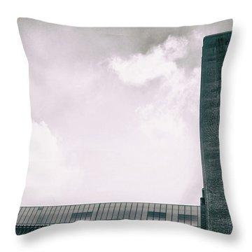 Tate Modern London Throw Pillow
