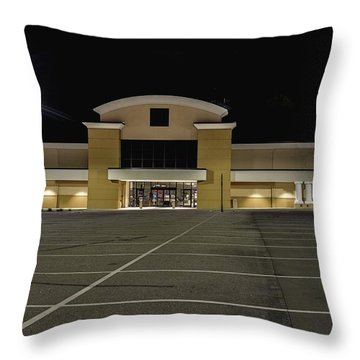 Tc-1 Throw Pillow