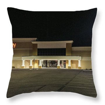 Tc-2 Throw Pillow