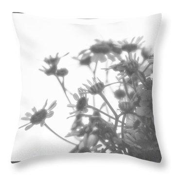 Tea Dream Throw Pillow