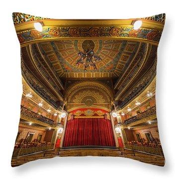 Guanajuato Throw Pillows