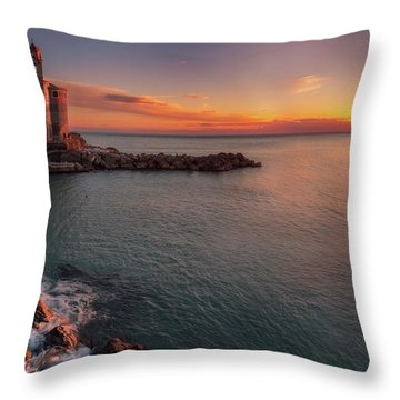 Tellaro Throw Pillow