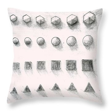 Template Throw Pillow