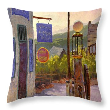 Pump Throw Pillows