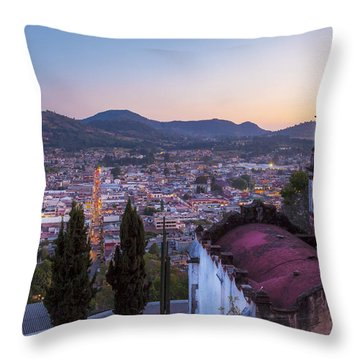 Tenancingo Throw Pillow
