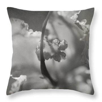 Tenderness Throw Pillow by Laurie Search