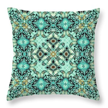 Tendresse 19 Throw Pillow by Aimelle